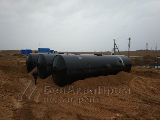 питьевые резервуары Агриго6