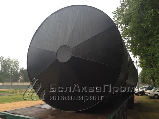 Резервуары на военную часть боеприпасов2