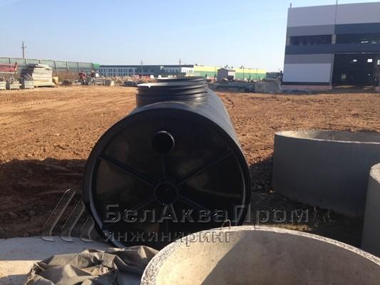 Очистные база по производству топливных брикетов