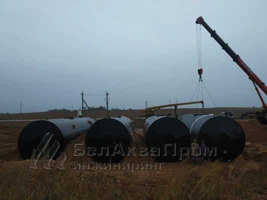 питьевые резервуары Агриго5