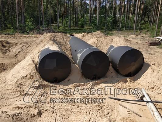 Резервуары на военную часть боеприпасов6
