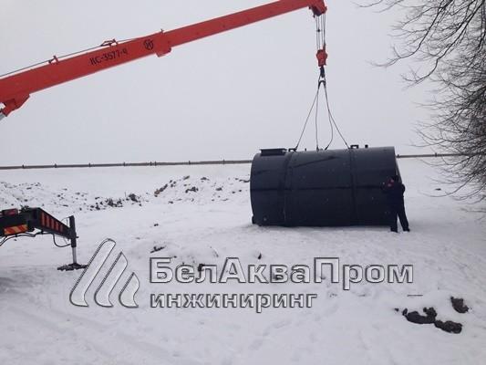 Резервуары Вилейское водохранилище4