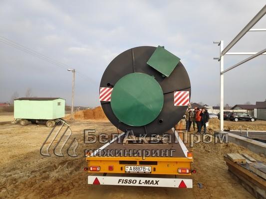 Резервуары для аэропорта в Болбасово3