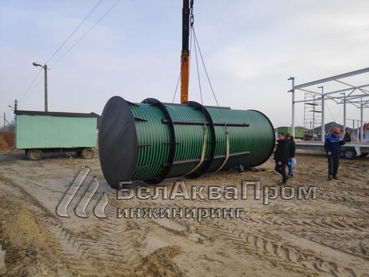 Резервуары для аэропорта в Болбасово7