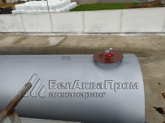 Резервуары топлива для СПК Свислочь11