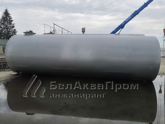 Резервуары топлива для СПК Свислочь8