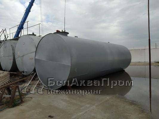Резервуары топлива для СПК Свислочь9