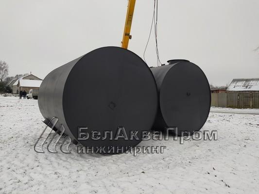 Резервуары для Окуневки5