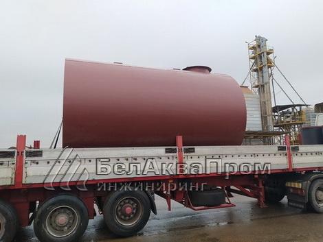 Резервуары для зерносушильного комплекса в Чуриловичах6
