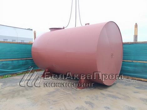 Резервуары для зерносушильного комплекса в Чуриловичах1