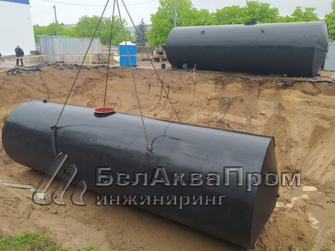 Резервуары для Белкоммунмаш7